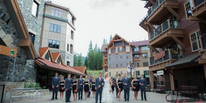 Northstar California Resort wedding venue picture 3 of 15 - Photo by: Rachel Goble Photography