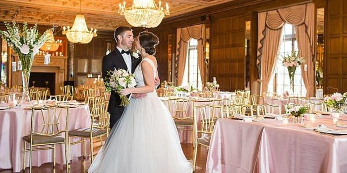 The Athletic Club of Columbus Weddings Get Prices for Wedding Venues