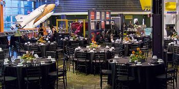 Michigan Science Center weddings in Detroit MI