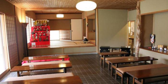 Japanese Cultural Center wedding venue picture 4 of 8 - Provided by: Japanese Cultural Center Tea House and Gardens of Saginaw