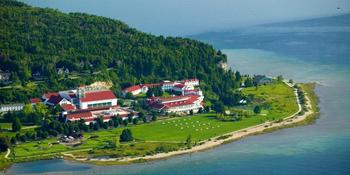 Mission Point Resort weddings in Mackinac Island MI