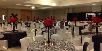 Brown Auditorium at Nash Community College weddings in Rocky Mount NC