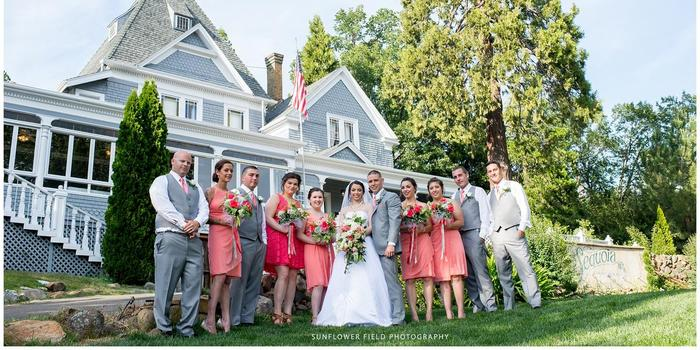 Wedgewood Sequoia Mansion wedding venue picture 12 of 16 - Photo By: Sunflower Field Photography
