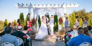 Wedgewood Eagle Ridge weddings in Gilroy CA