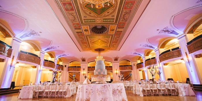 The Masonic Temple wedding venue picture 1 of 7 - Photo by: Allie Siarto Photography