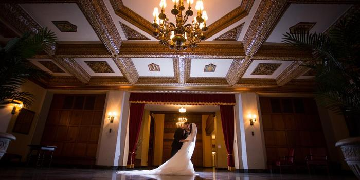 The Masonic Temple wedding venue picture 6 of 7 - Photo by: Wilson Sarkis Photography