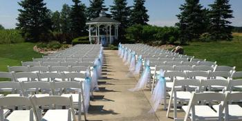 Boulder Pointe Golf Club and Banquet Center weddings in Oxford MI