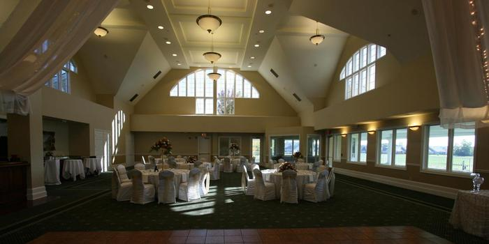 Boulder Pointe Golf Club and Banquet Center wedding venue picture 6 of 16 - Provided by: Boulder Pointe Golf Club and Banquet Center