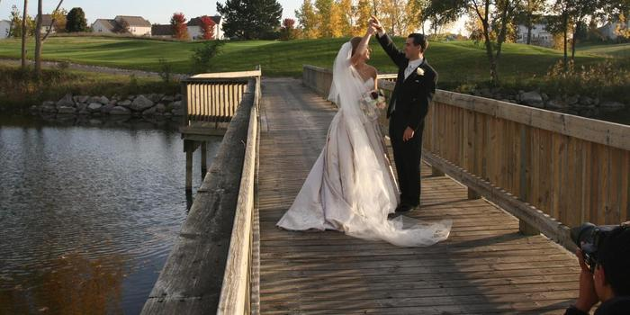 Boulder Pointe Golf Club and Banquet Center wedding venue picture 9 of 16 - Provided by: Boulder Pointe Golf Club and Banquet Center