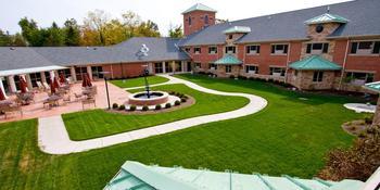 The Inn at Ohio Northern University weddings in Ada OH