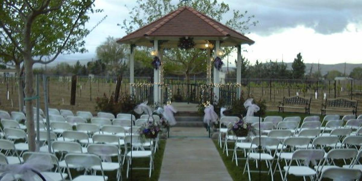 Outdoor wedding venues in lancaster ca mini bridal for Best wedding locations in southern california