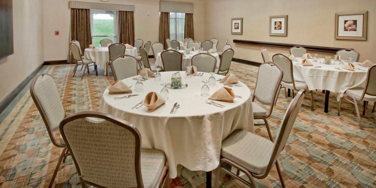 Hilton Garden Inn Durham Southpoint Weddings