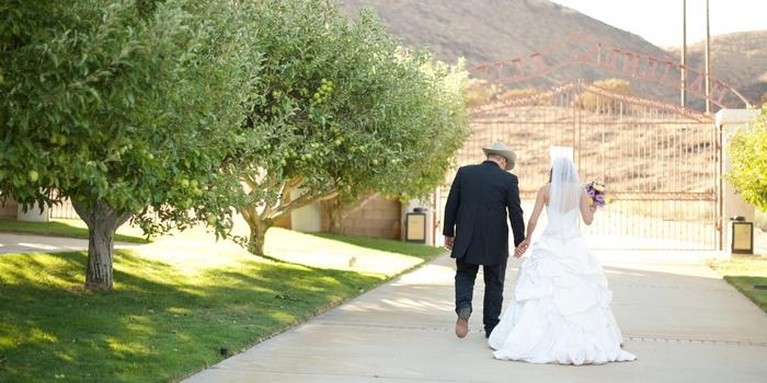 Hacienda Reyes wedding venue picture 3 of 16 - Photo by: Megan Hayes Photography