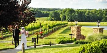 Childress Vineyards weddings in Lexington NC