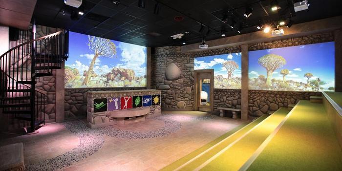 Natural Science Museum Greensboro Nc