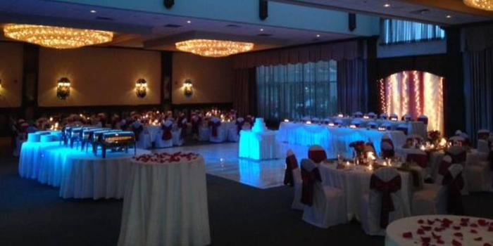 Rochester Hills Banquet Hall wedding venue picture 4 of 8 - Provided by:  ConCorde Inn Forestre