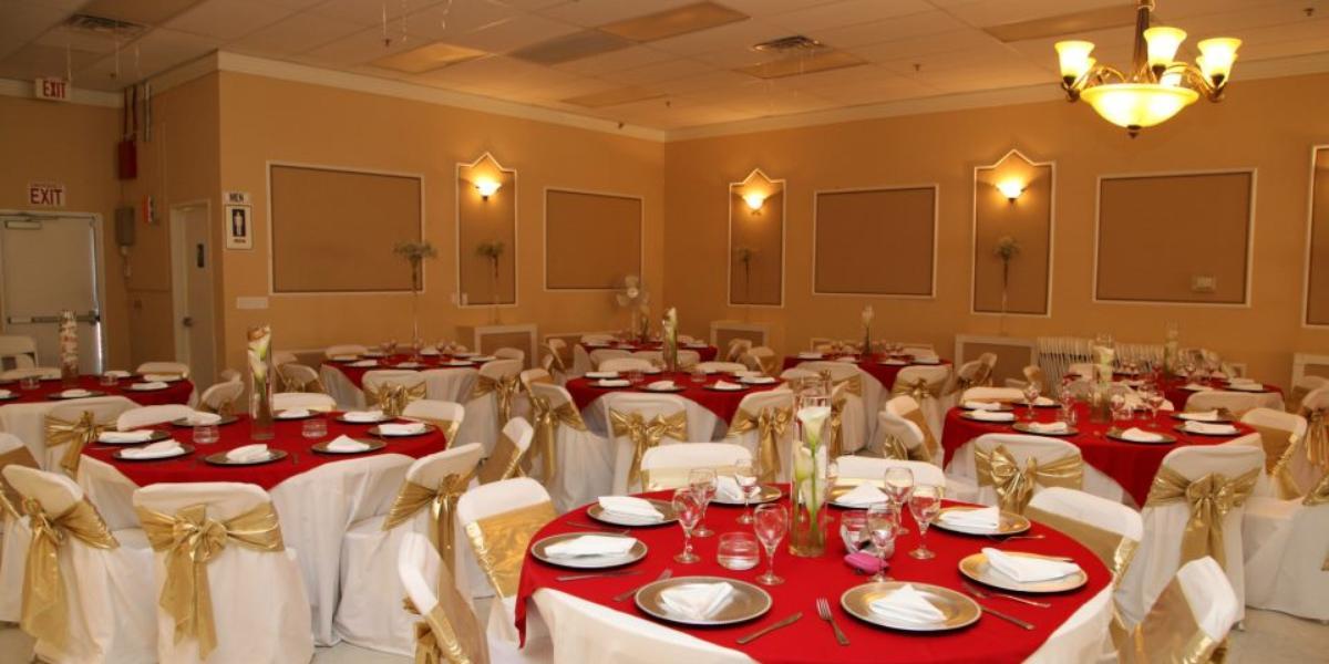 Del Angel Banquet Hall Weddings