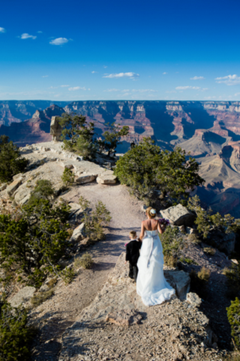 Grand Canyon Helicopters wedding venue picture 6 of 7 - Provided by: Grand Canyon Helicopters