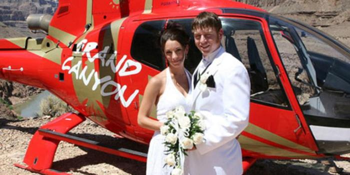 Grand Canyon Helicopters wedding venue picture 5 of 7 - Provided by: Grand Canyon Helicopters