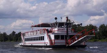 The Valley Gem Sternwheeler weddings in Marietta OH