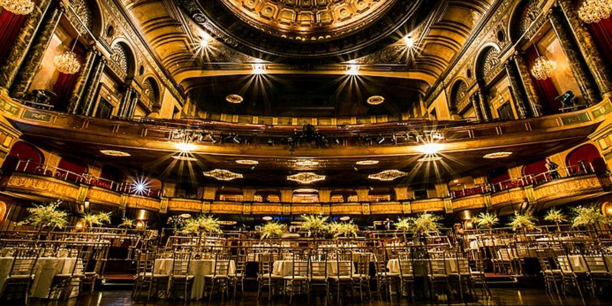 The Fillmore Detroit Weddings Get Prices For Detroit
