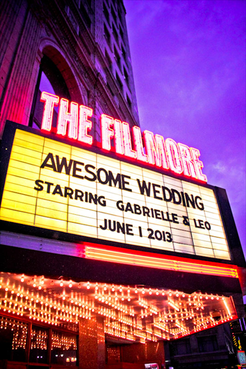 The Fillmore Detroit wedding venue picture 1 of 8 - Provided by: The Fillmore Detroit