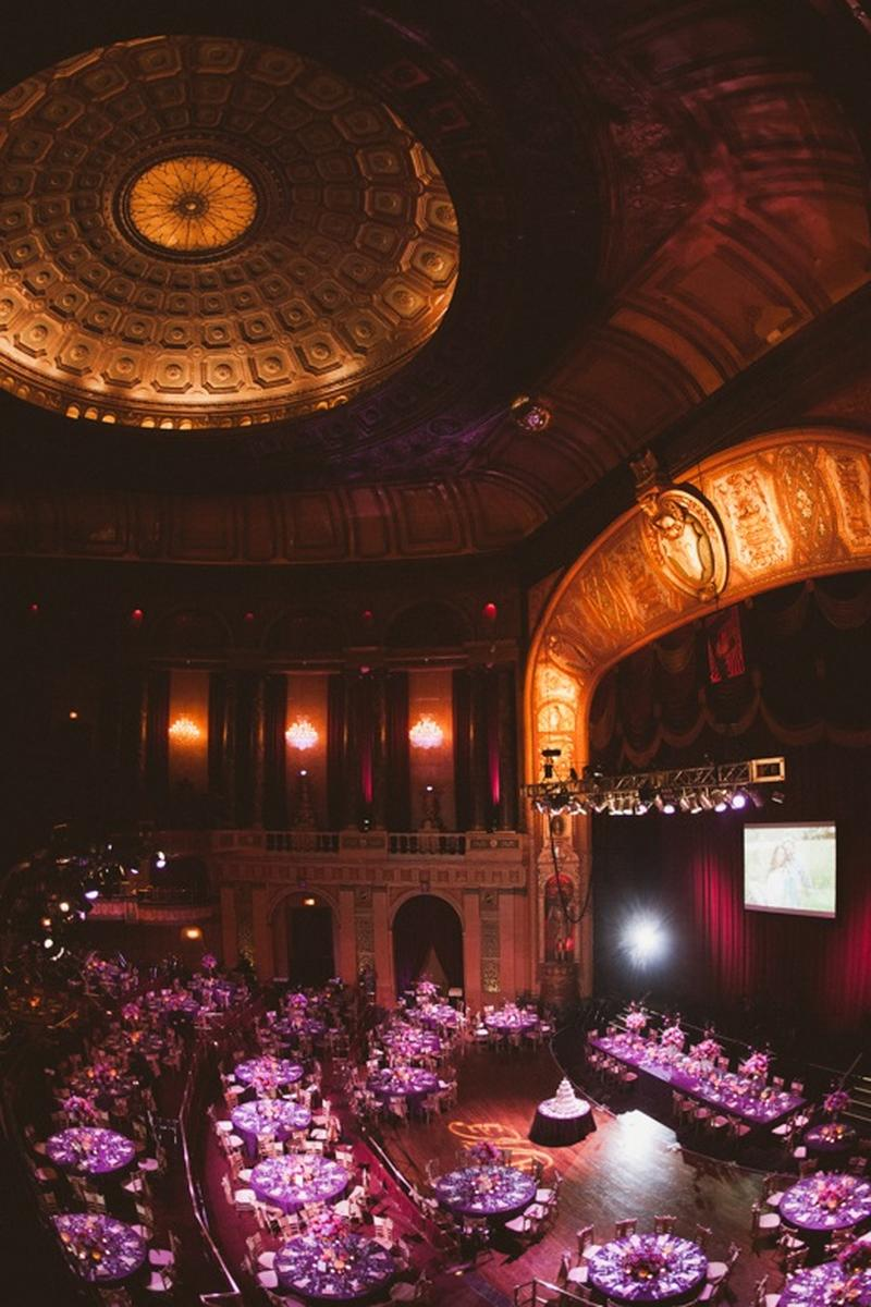 The Fillmore Detroit wedding venue picture 2 of 8 - Provided by: The Fillmore Detroit