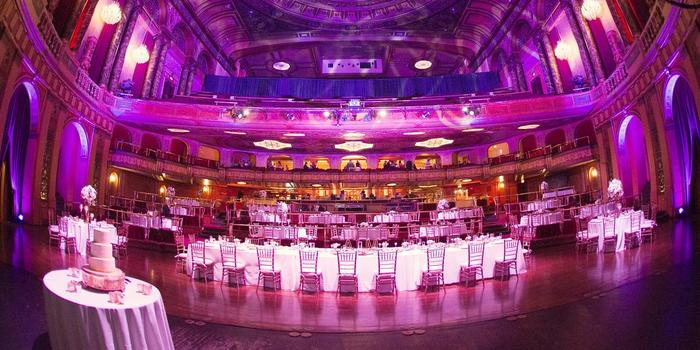 The Fillmore Detroit wedding venue picture 6 of 8 - Provided by: The Fillmore Detroit