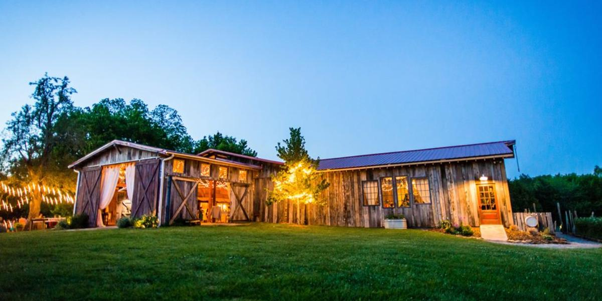 The Barn At High Points Weddings | Get Prices for Wedding ...