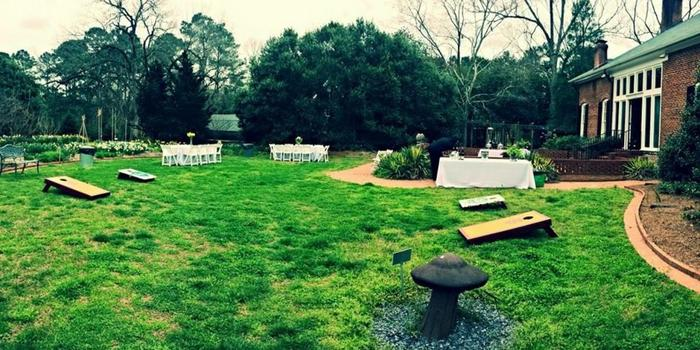 Smith Gilbert Gardens wedding venue picture 8 of 8 - Provided by: Smith Gilbert Gardens