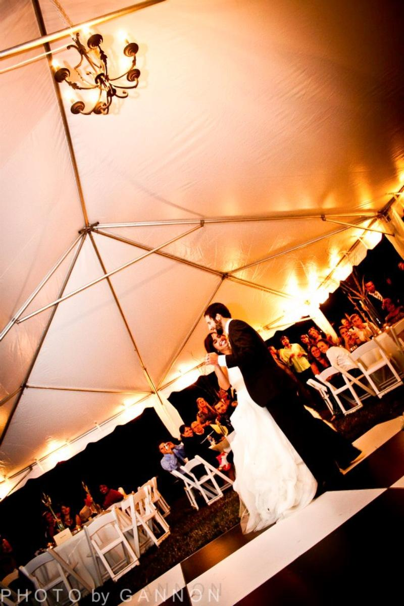 Smith Gilbert Gardens wedding venue picture 3 of 8 - Photo by: Gannon Photography