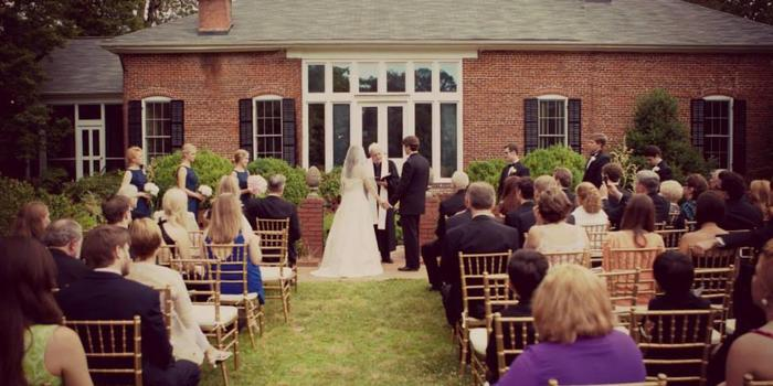 Smith Gilbert Gardens wedding venue picture 4 of 8 - Provided by: Smith Gilbert Gardens
