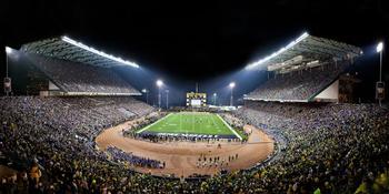 Husky Stadium weddings in Seattle WA