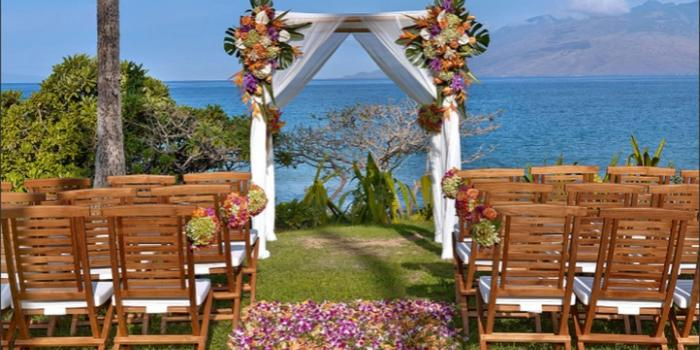 Andaz Maui at Wailea wedding venue picture 2 of 13 - Provided by: Andaz Maui at Wailea