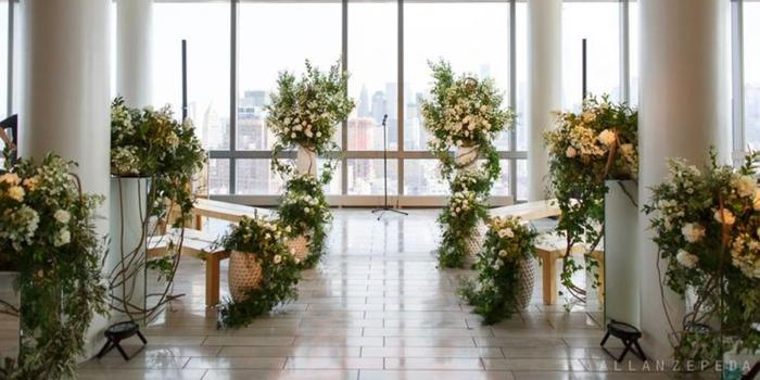 Trump SoHo New York wedding venue picture 4 of 13 - Photo by: Allan Zepeda Photography