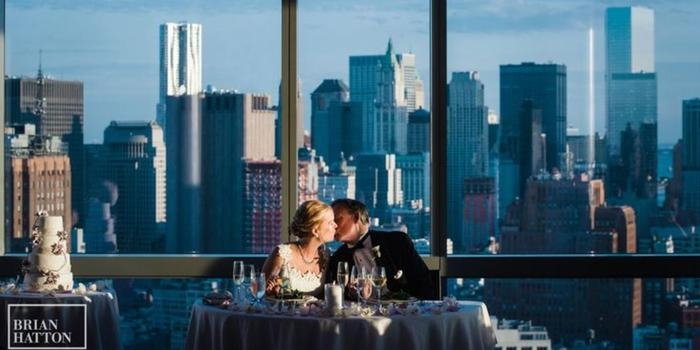 Trump SoHo New York wedding venue picture 6 of 13 - Photo by: Brian Hatton Photography