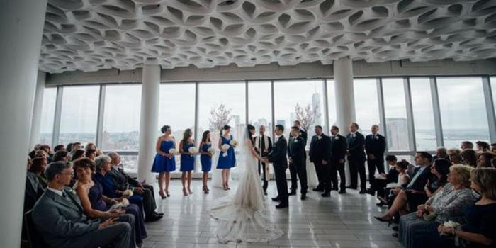 Trump SoHo New York wedding venue picture 2 of 13 - Photo by: Ryan Brenizer Photography