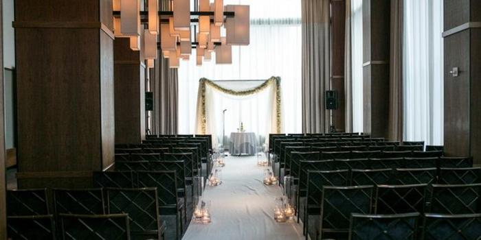 Trump SoHo New York wedding venue picture 8 of 13 - Photo by: Maya Meyers Photography