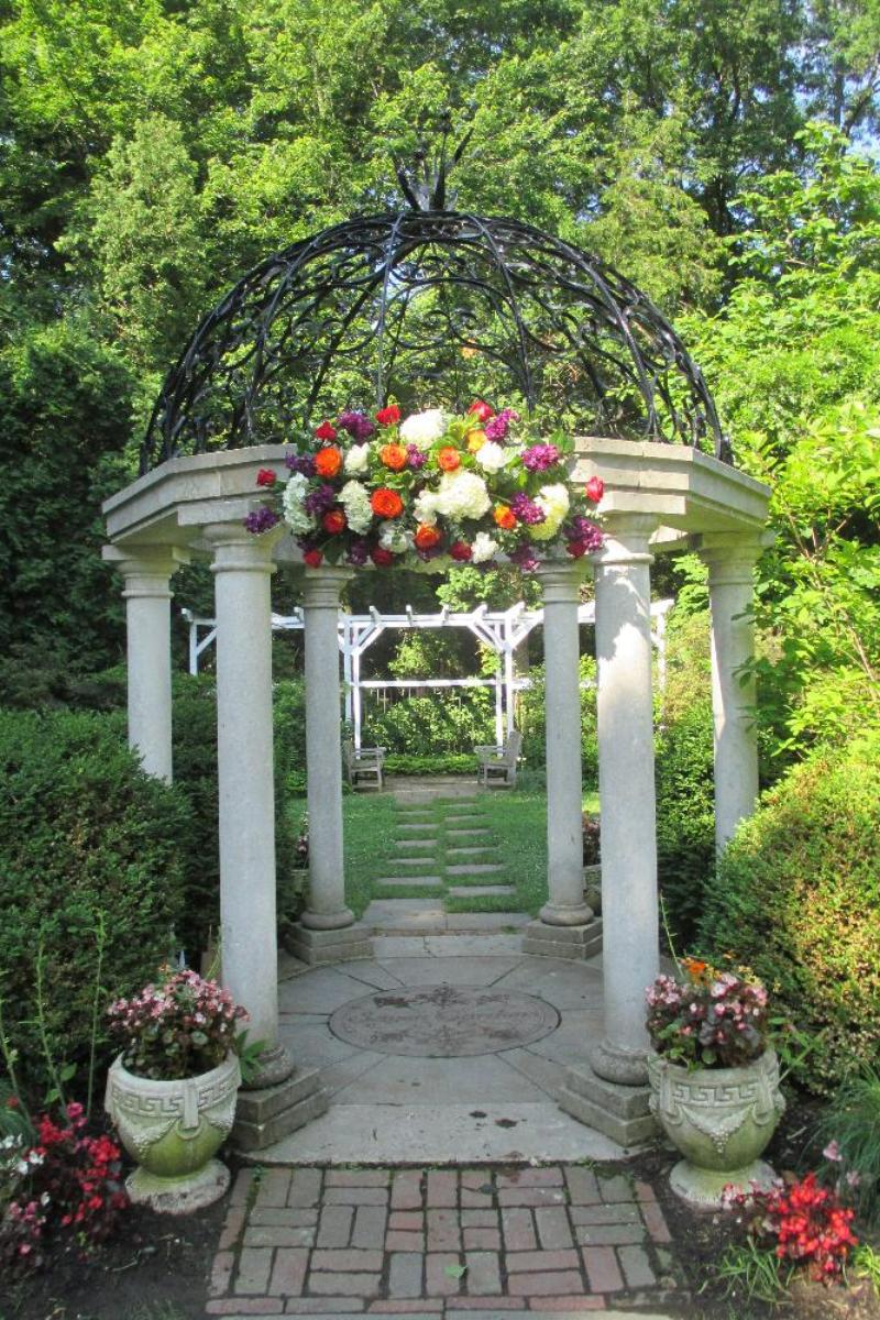 Wedding Floral Packages Nj : Sayen house and gardens weddings get prices for wedding