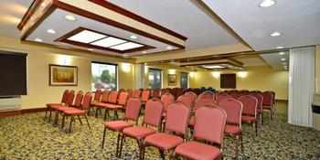 Comfort Suites Biltmore Square Mall weddings in Asheville NC
