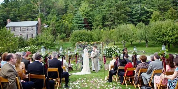 Half-Mile Farm wedding Asheville