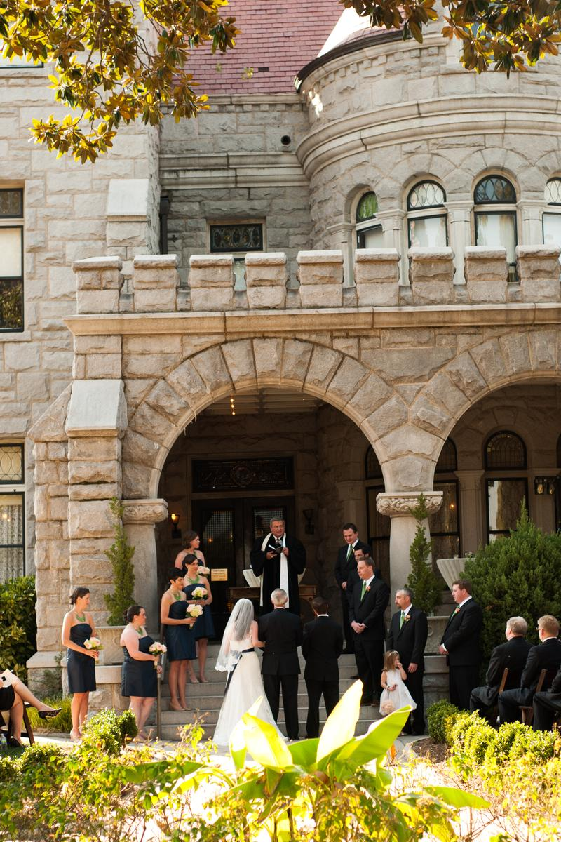 Rhodes Hall wedding venue picture 9 of 16 - Provided by: Rhodes Hall