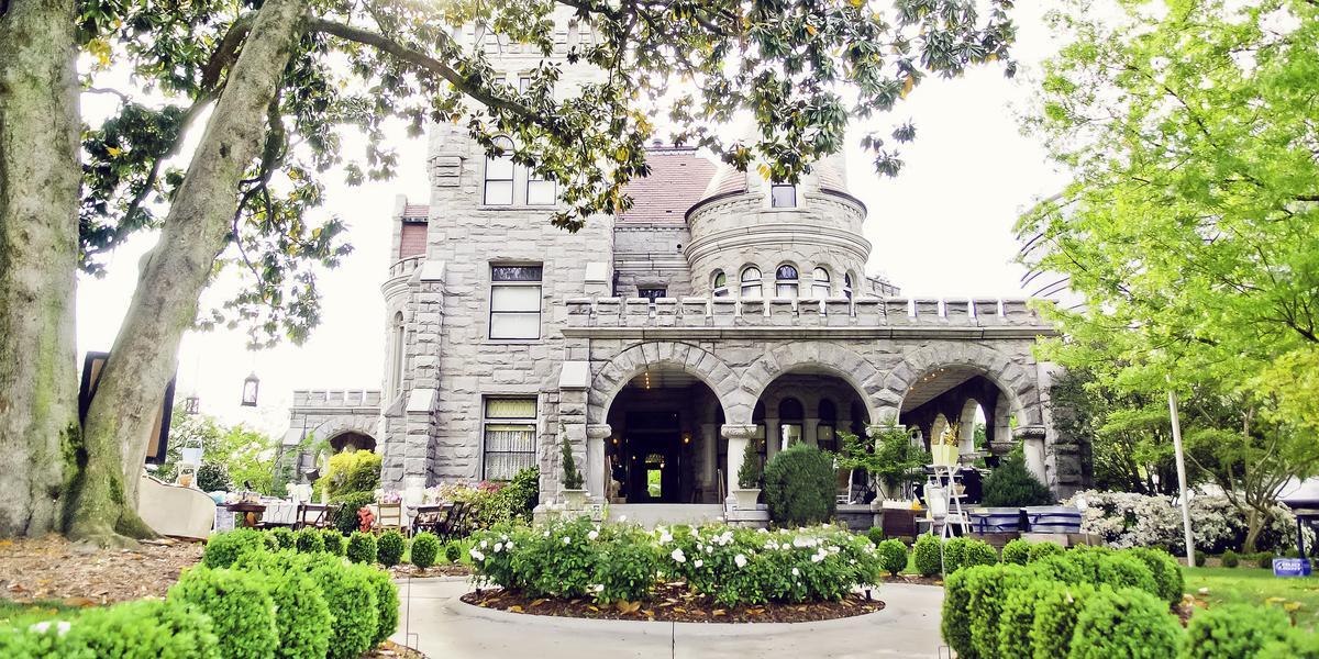 Rhodes Hall Weddings