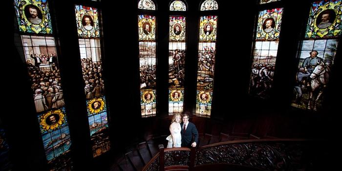 Rhodes Hall wedding venue picture 6 of 16 - Photo by: Janet Howard Studio Photography