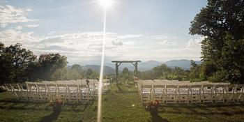 The Cabin Ridge Weddings in Hendersonville NC