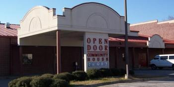 Open Door Community House weddings in Columbus GA