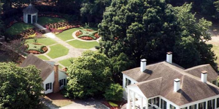 Formal Gardens At Stone Mountain Park Weddings   Get ...