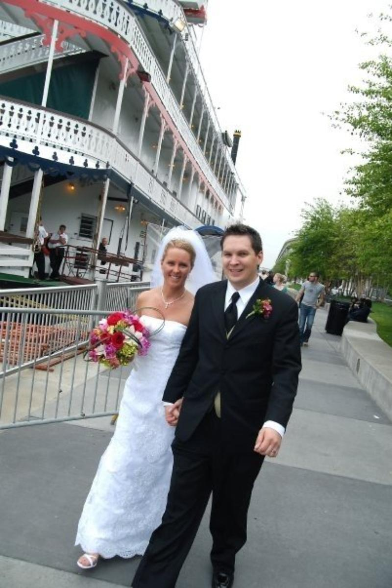 Detroit Princess Riverboat wedding venue picture 9 of 11 - Provided by: Detroit Princess Riverboat