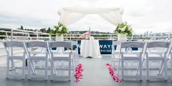 Waterways Cruises weddings in Seattle WA