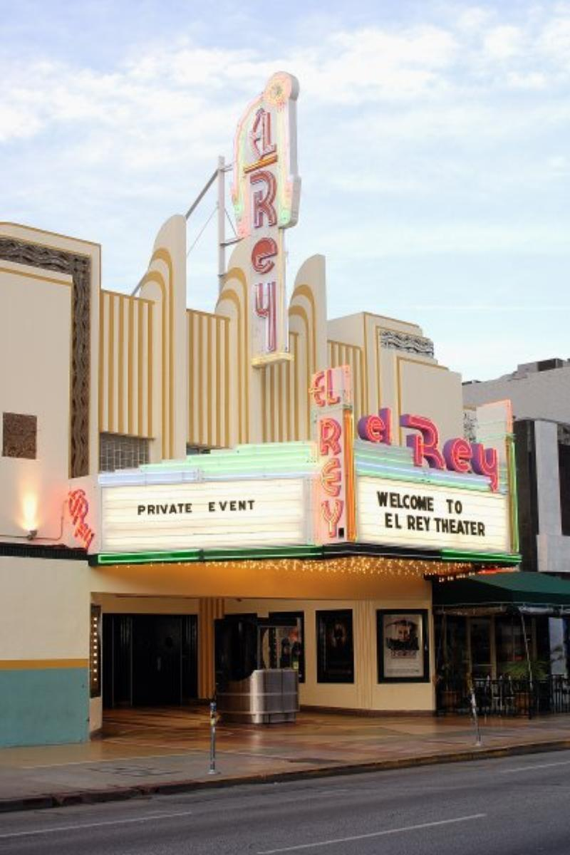 El Rey Theatre wedding venue picture 5 of 6 - Provided by: El Rey Theatre